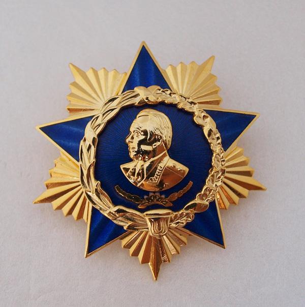 Знак «За вклад в ветеранское движение»