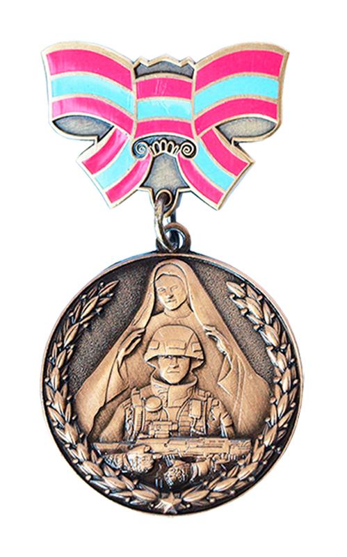 """Медаль """"Матери защитника отечества"""""""
