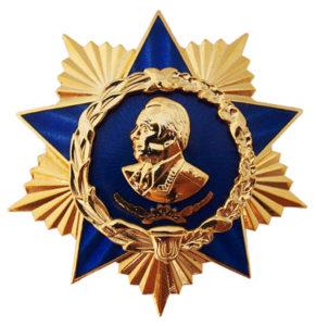 Знак им. Н. А. Щёлокова «За вклад в ветеранское движение»