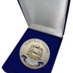 """Настольная медаль """"За высокие достижения в обучении"""""""